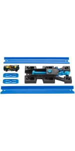 Hot Wheels Track Builder launch kit
