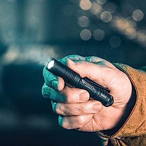 Streamlight USB Rechargeable MicroStream LED Pocket Flashlight torch illumination lumens handheld