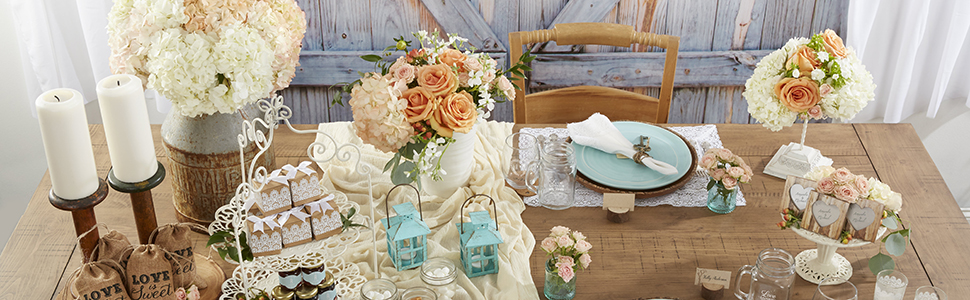Kate Aspen Decor, Gifts and Party Favors