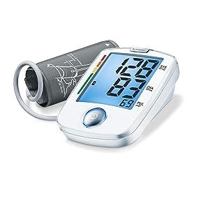 Beurer BM 44 Oberarm-Blutdruckmessgerät
