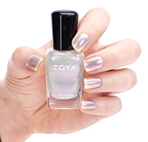 Amazon.com: ZOYA Nail Polish, Leia, 0.5 Fluid Ounce: Luxury Beauty