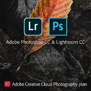 Adobe Creative Cloud Photoshop Lightroom