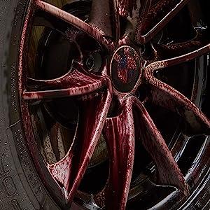 Sonax wheel cleaner full effect brake dust remover car truck