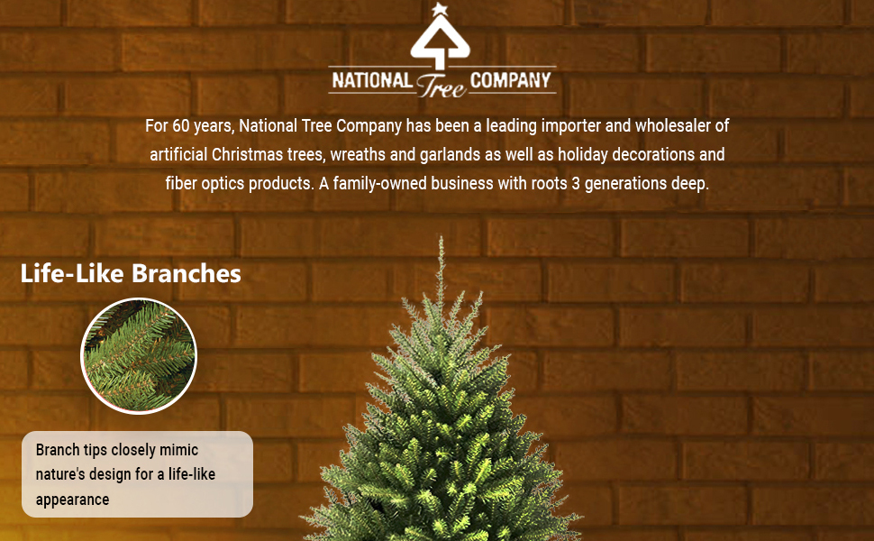 About National Tree Banner