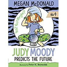 mood ring;psychic;special powers;judy moody;illustrated middle grade;predict the future;funny;stink