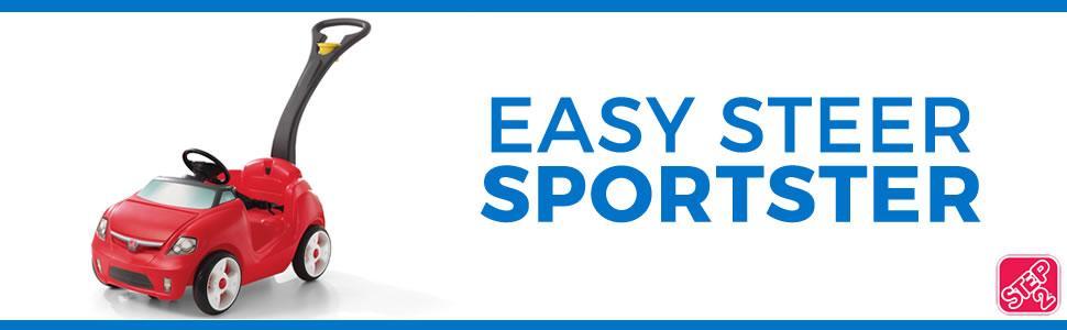 Easy Steer Sportster