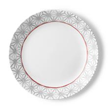 Amalfi Rosa Dinner Plate
