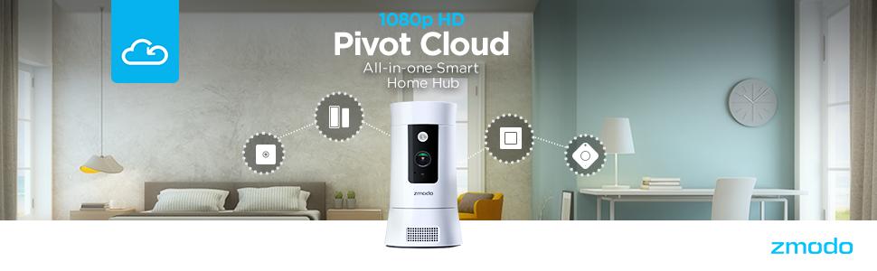 Zmodo Indoor Camera Wireless 1080