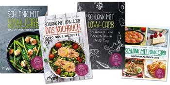 Low Carb Kocjbuch, Low Carb Kompendium, Rezepte Low Carb, Abnehmen, Meyhöfer, ohne Kohlenhydrate