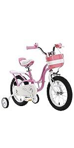 Little Swan Girl's Bike