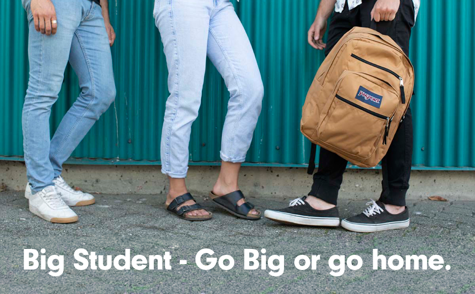 JANSPORT The Big Student - Go Big or go home.