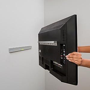 Amazoncom Hangman Products S 2040a No Stud Tv Hanger Mount Tvs Up