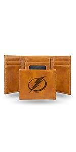 wallet,mens wallet,wallet for women,wallet for men,leather wallet,NHL,Lightning,Tampa Bay Lightning