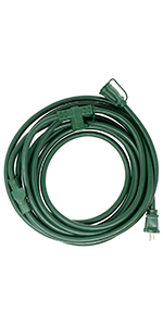 3 plug cord