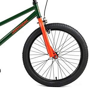 koda, retrospec, kids bike