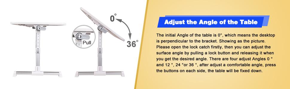Adjustable Angle