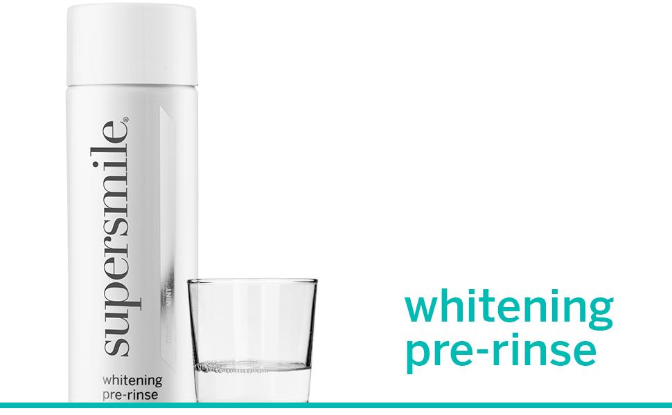 Supersmile Whitening Pre-Rinse