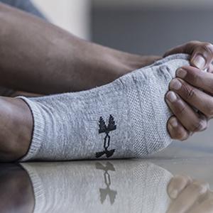 Charged cotton. under armour socks, cotton socks, performance socks, ua socks, workout socks, soft