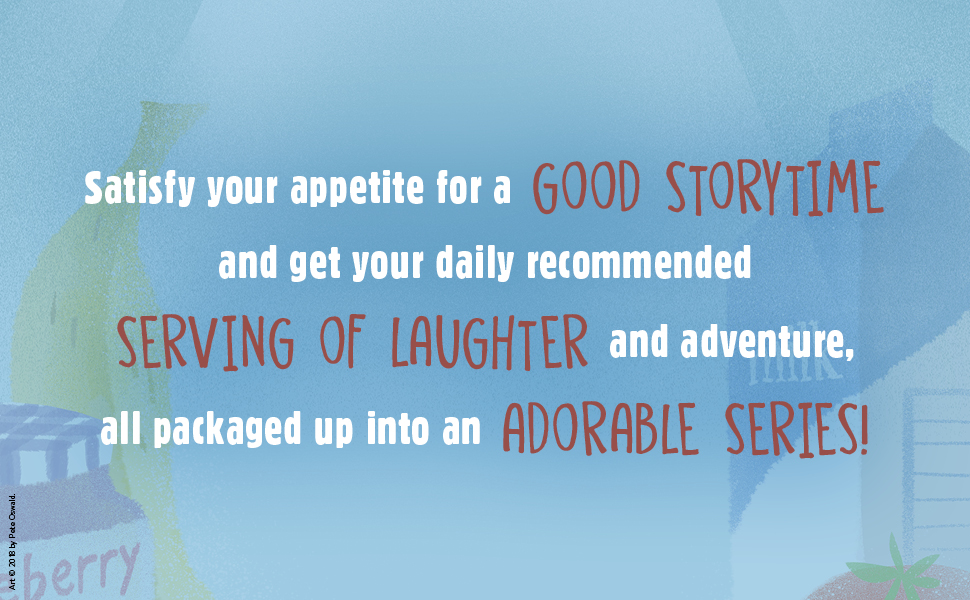 good storytime, laughter, series, kids - The Good Egg