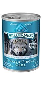 dog food; grain free dog food; grain free; high protein; canned dog food; wet dog food