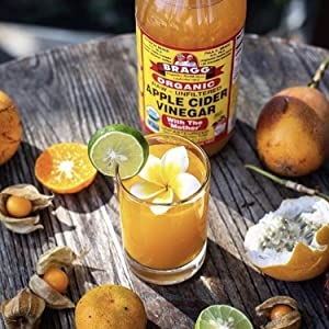 Bragg Apple Cider Vinegar Recipe Turmeric Lime Tonic Frangipani