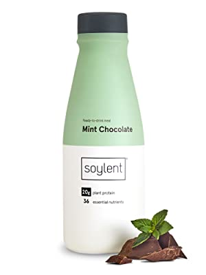 Soylent Mint Chocolate