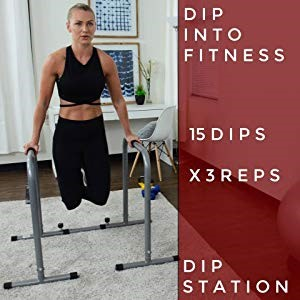 Dip Station Workouts