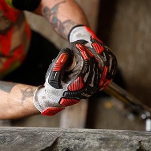 mechanix gloves, work gloves, construction gloves, impact gloves, knit gloves, cut gloves, gloves