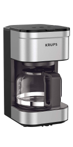 Amazon.com: KRUPS, EC322, 14-Cup Programmable Coffee Maker ...