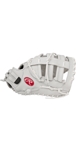 Liberty Advanced Fastpitch Softball First Base Glove, 13 inch, Right Hand Throw