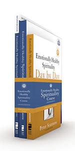 Emotionally Healthy Spirituality, Emotionally Healthy, EHS, participant's pack, discipleship, church