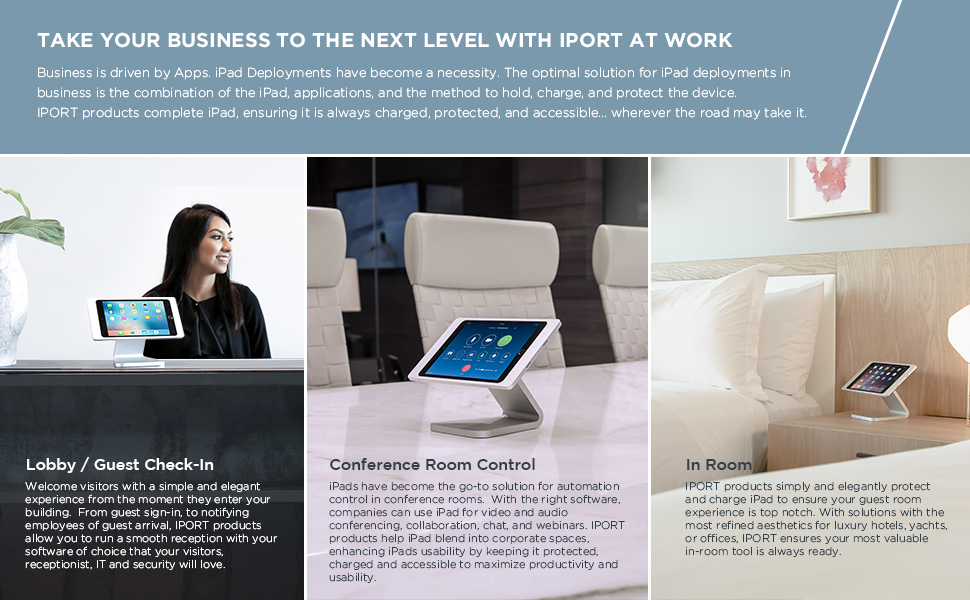 iport luxe business