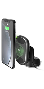 Amazon.com: iOttie iTap 2 Wireless Magnetic Qi Wireless ...