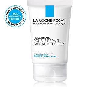 La-Roche Posay Toleriane Double Repair Moisturizer 2.5 fl oz (3 Pack) CITY COLOR Facial Cleansing Oil