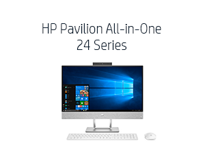 HP Pavilion All-in-One 24 Series