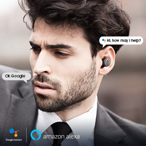 HK Fly TWS Voice Assistance