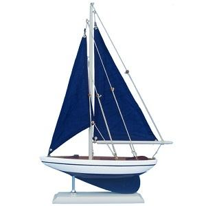 Perfect Sailboat Centerpiece For Any Home Or Event. This Perfect Sailboat  Decoration Personifies The ...