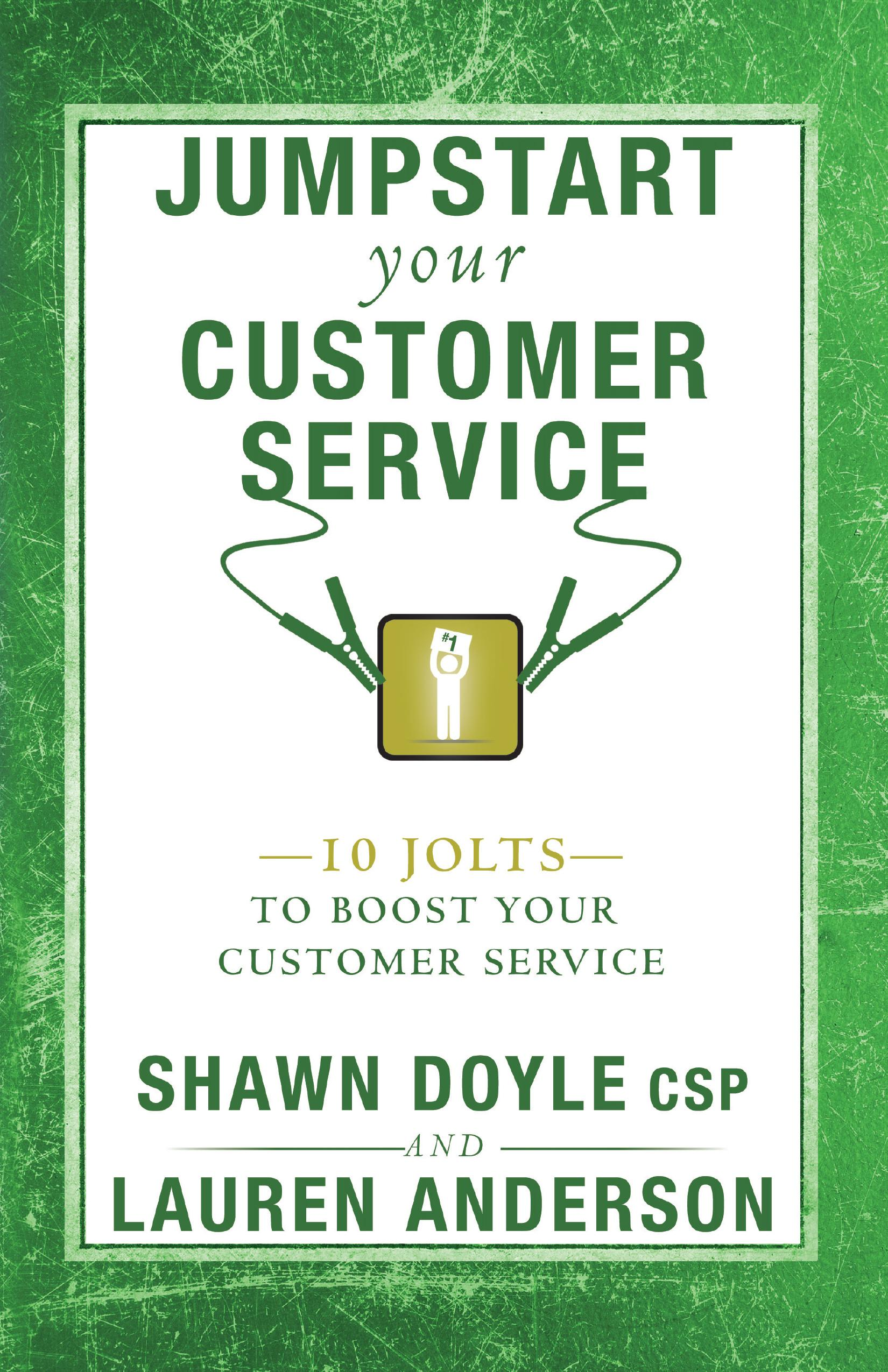 Drug May Jump Start Communication In >> Amazon Com Jumpstart Your Customer Service 10 Jolts To Boost Your