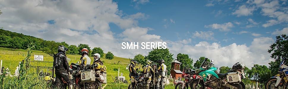SENA smh10, ecocom, motorcycle, helmet, bluetooth, headset, communication system, intercom