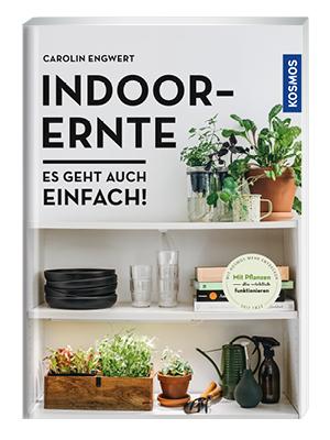 Cover Indoor Ernte