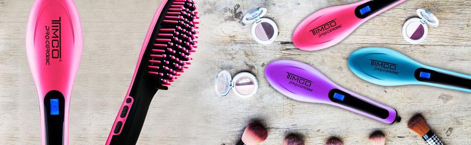 Cepillo alaciador es un cepillo eléctrico que alacia el cabello 48f1dcf9dcf6