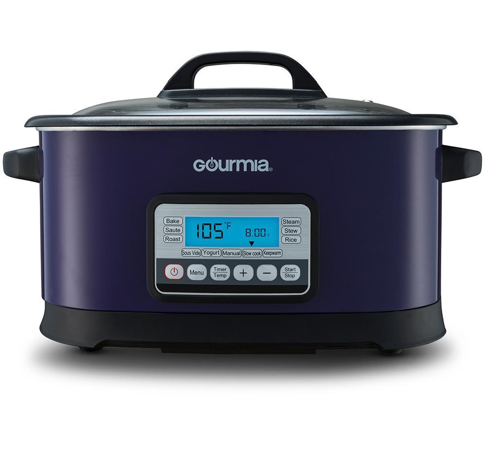 Gourmia gmc650 11 in 1 multi cooker sous for Multi cooker