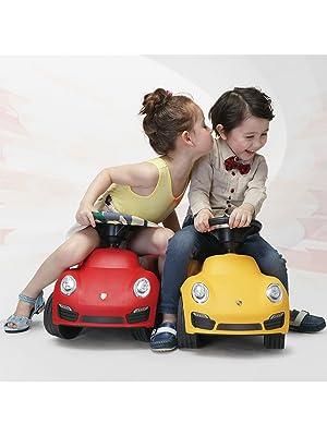 Correpasillos, coche, coche para niños, coche deportivo para niños, Rastar, correpasillos