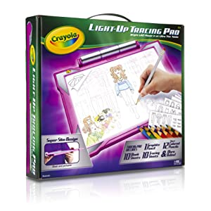 tracing pad, activity pad, gift for girls