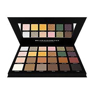 Klara Cosmetics 24 Eyeshadow Palette Abu Dhabi