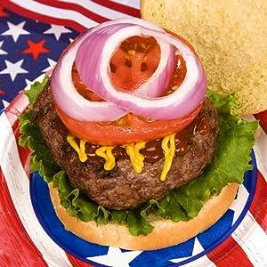 stuffed burger