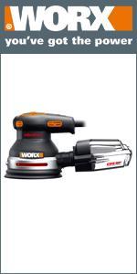 Worx WX655 Vibrafree Exzenterschleifer