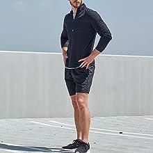 balance collection, mens shorts, joggers, t-shirts for men