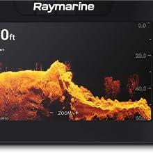 raymarine element sonda plotter hypervision