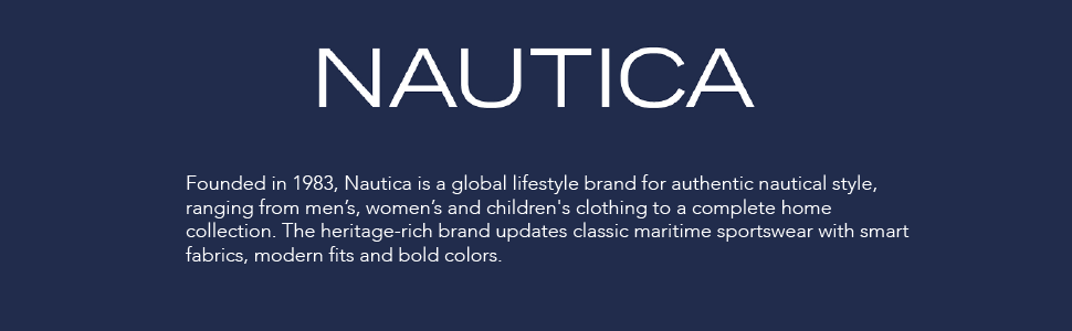 global lifestyle brand authentic nautical sporty classic maritime men women children home modern fit
